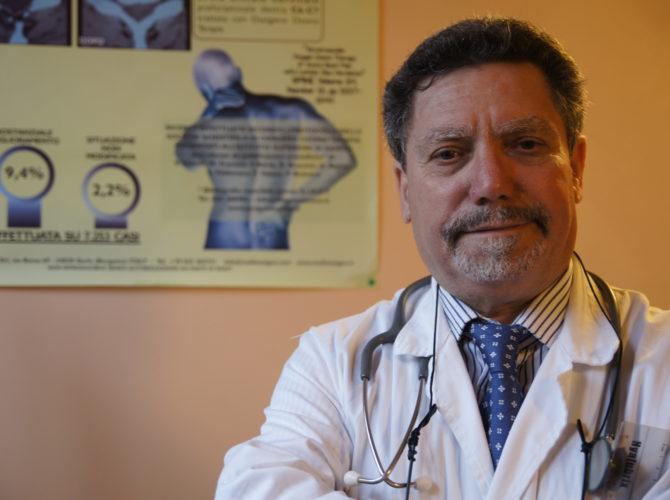 Dott. Michele De Fabritiis ozonoterapia brescia